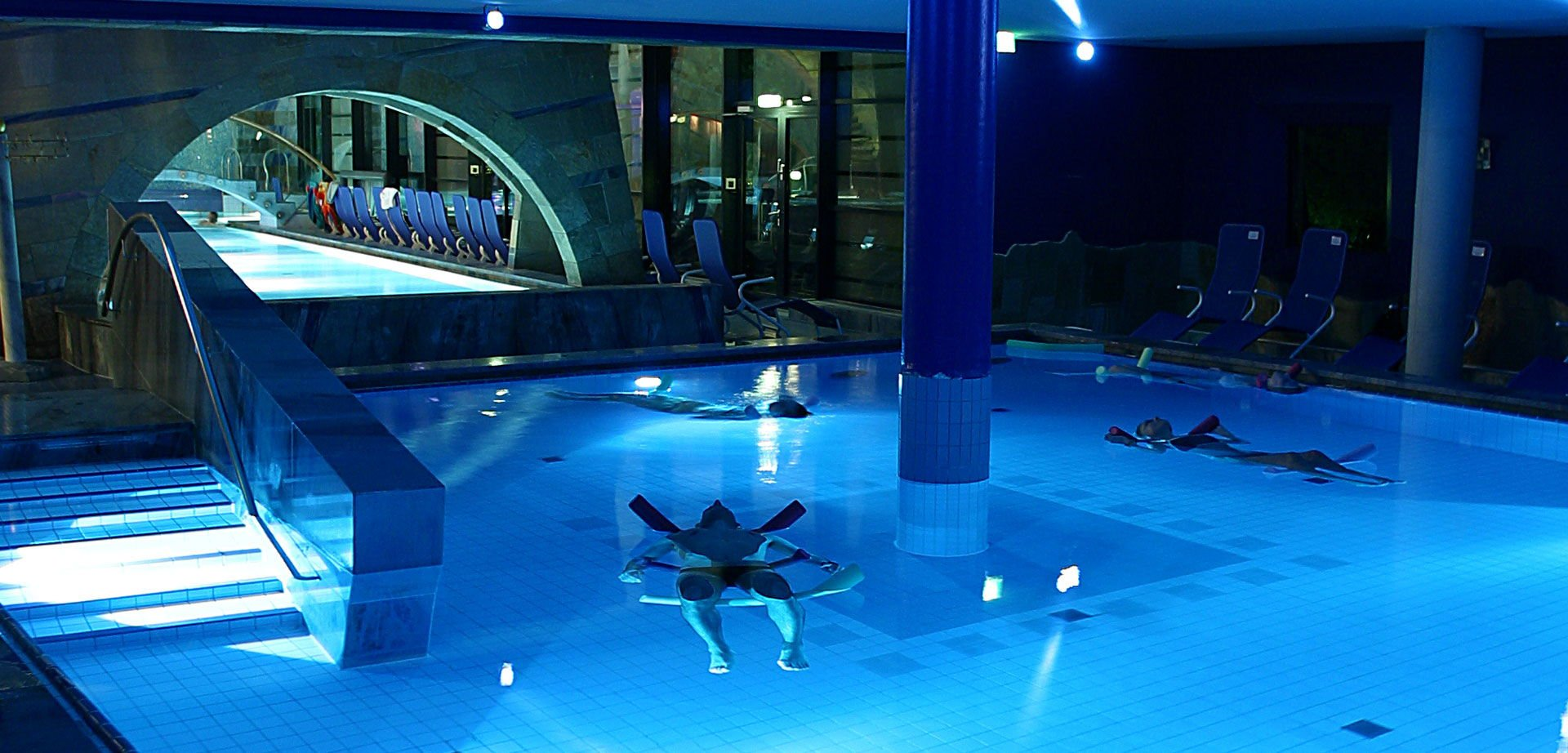 Therme Claudius Therme Cologne Wellness With A View On The